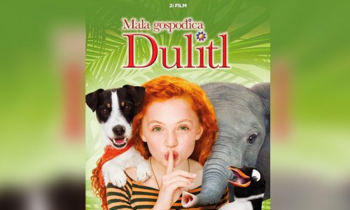 Mala gospođica Dulitl