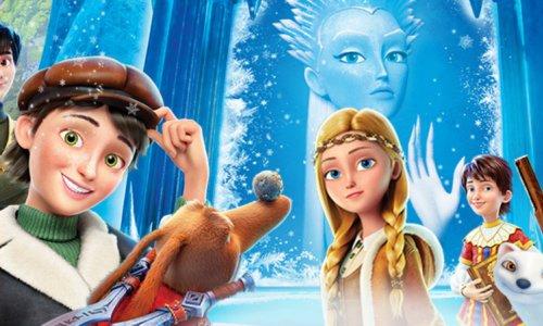 Snežna kraljica: Zemlja ogledala