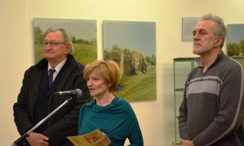 Отварање изложбе Веље Бугарина