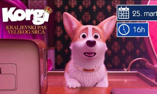 Korgi - kraljevski pas velikog srca