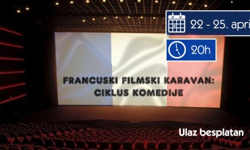 Francuski filmski karavan - ciklus komedije
