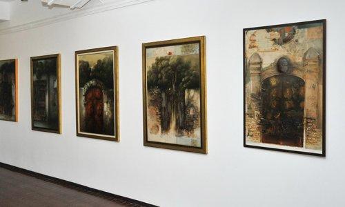 Отварање изложбе Павла Блесића