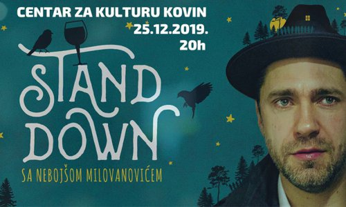 Stand Down са Небојшом Миловановићем