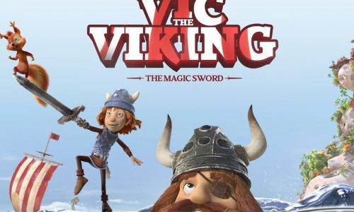 Викинг Вик и чаробни мач